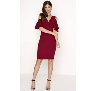 NWT ASOS | Cold Shoulder Dress